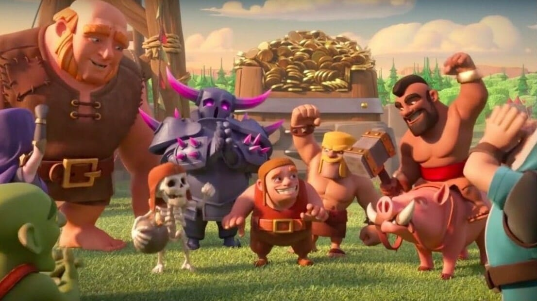 Download Clash Of Clans MOD APK Unlimited the Latest Version 2021