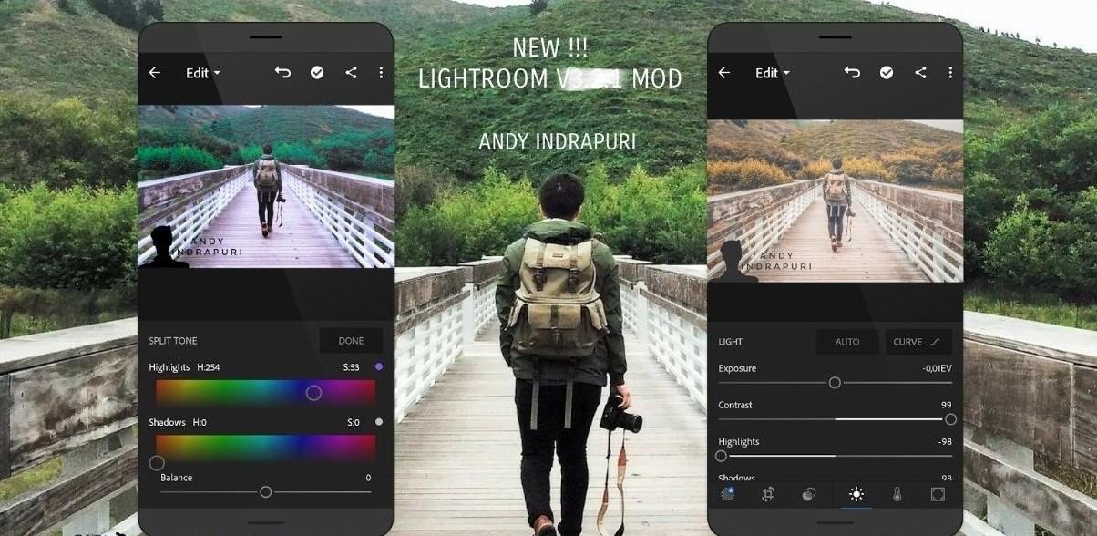 Features Of Adobe Lightroom Mod Apk