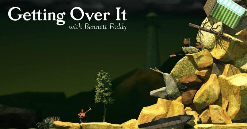 Features Of Getting Over It with Bennett Foddy APK