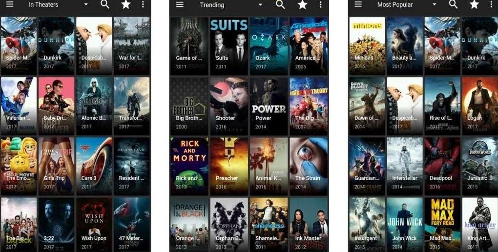 Features Of Terrarium TV Premium APK