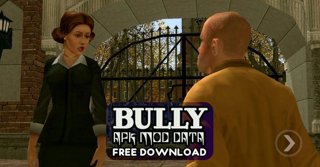 Features Of Bully Anniversary Edition MOD APK