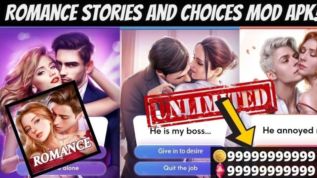Features Of Choices MOD APK