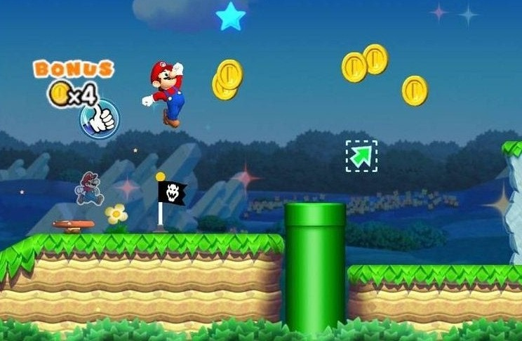 Features Of Super Mario Run MOD APK