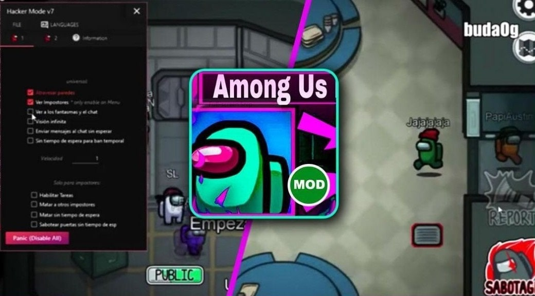 Download Among Us MOD APK the Latest Version 2021