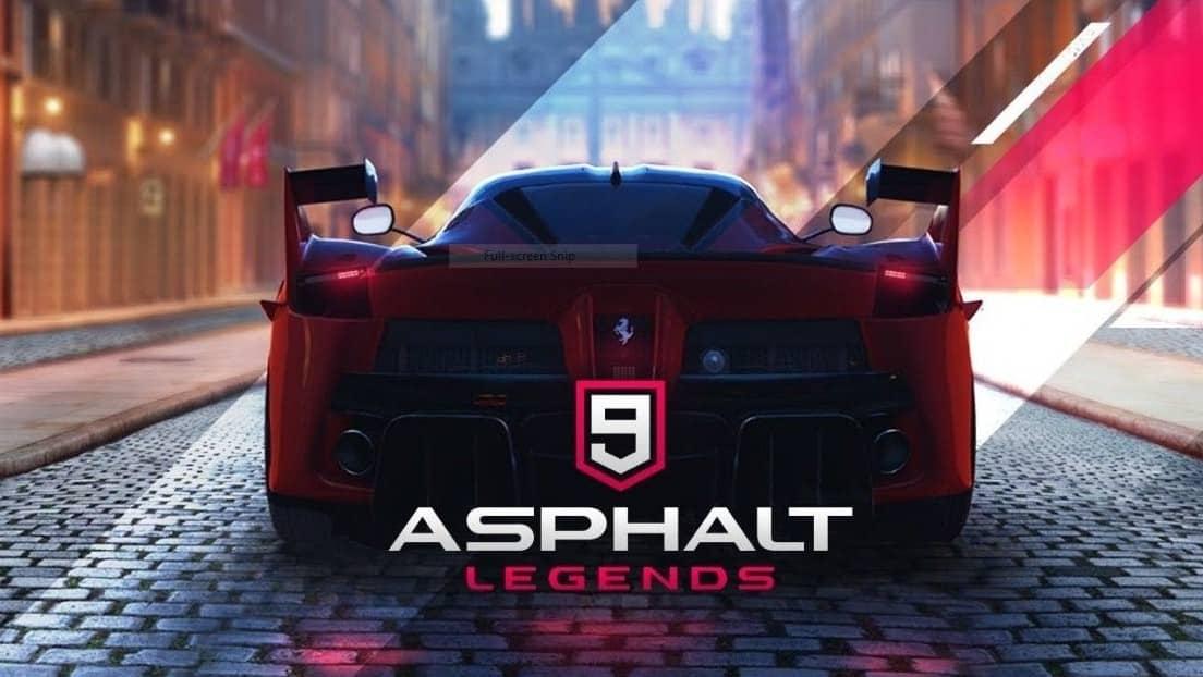 Download Asphalt 9 MOD APK + OBB the Latest Version 2021