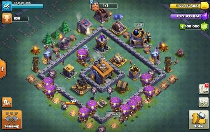 Download Null's Clash APK the Latest Version 2021