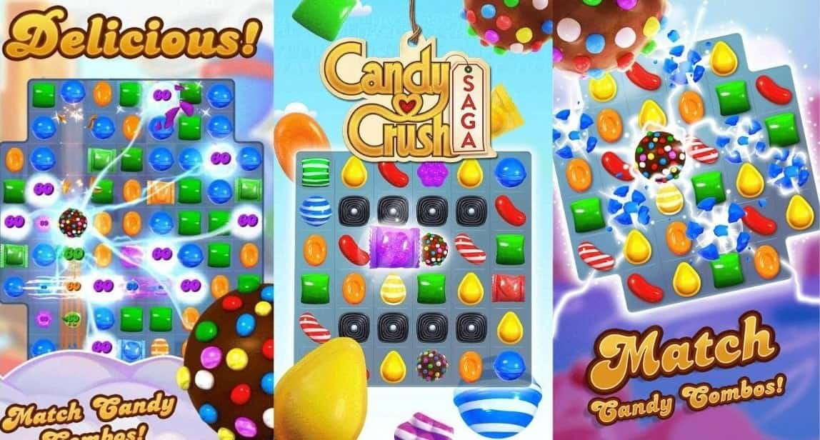 Download Candy Crush Saga MOD APK the Latest Version 2021