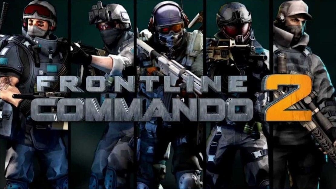 Download Frontline Commando 2 MOD APK the Latest Version 2021