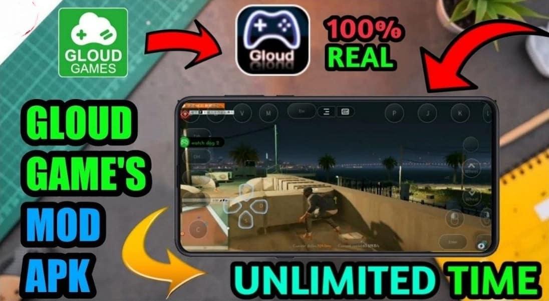 Download Gloud Games MOD APK the Latest Version 2021