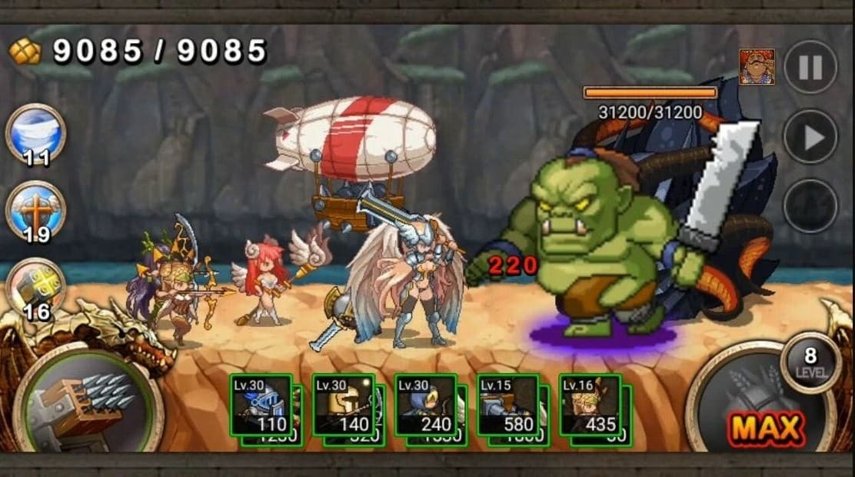 Download Kingdom Wars MOD APK the Latest Version 2021