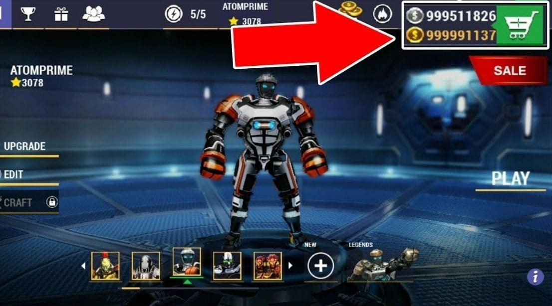 Download Real Steel World MOD APK Unlimited Money the Latest Version