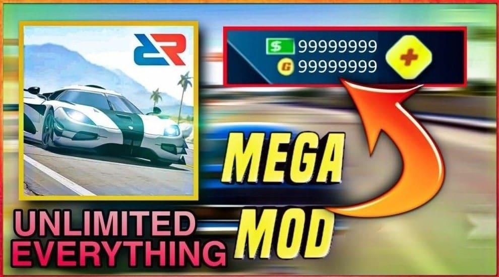Download Rebel Racing MOD APK Unlimited Fuel Latest Version