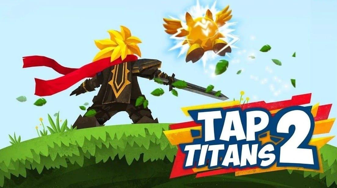 Download Tap Titans 2 MOD APK Unlock Everything Latest Version 2021