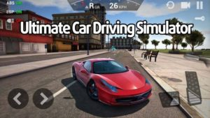 Ultimate Car Driving Simulator Mod APK v5.5 (Unlimited Money, Shopping)