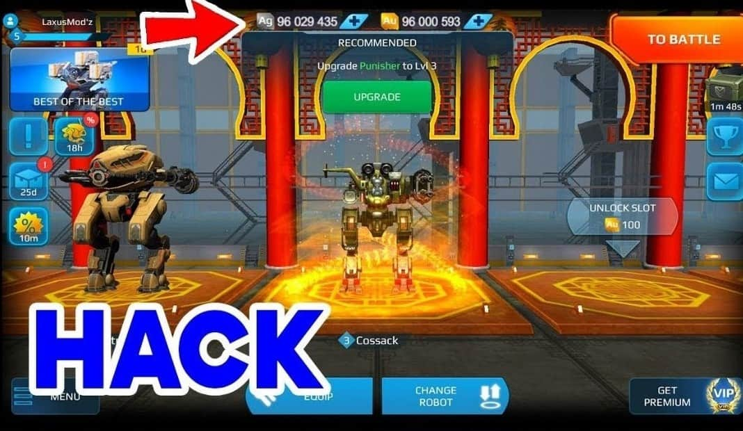 War Robots MOD APK Unlimited Gold and Silver Download 2021 Latest Version