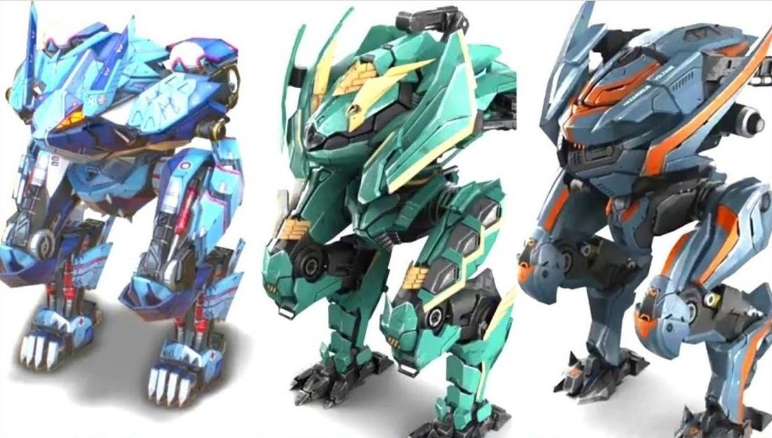 Features Of War Robots MOD APK